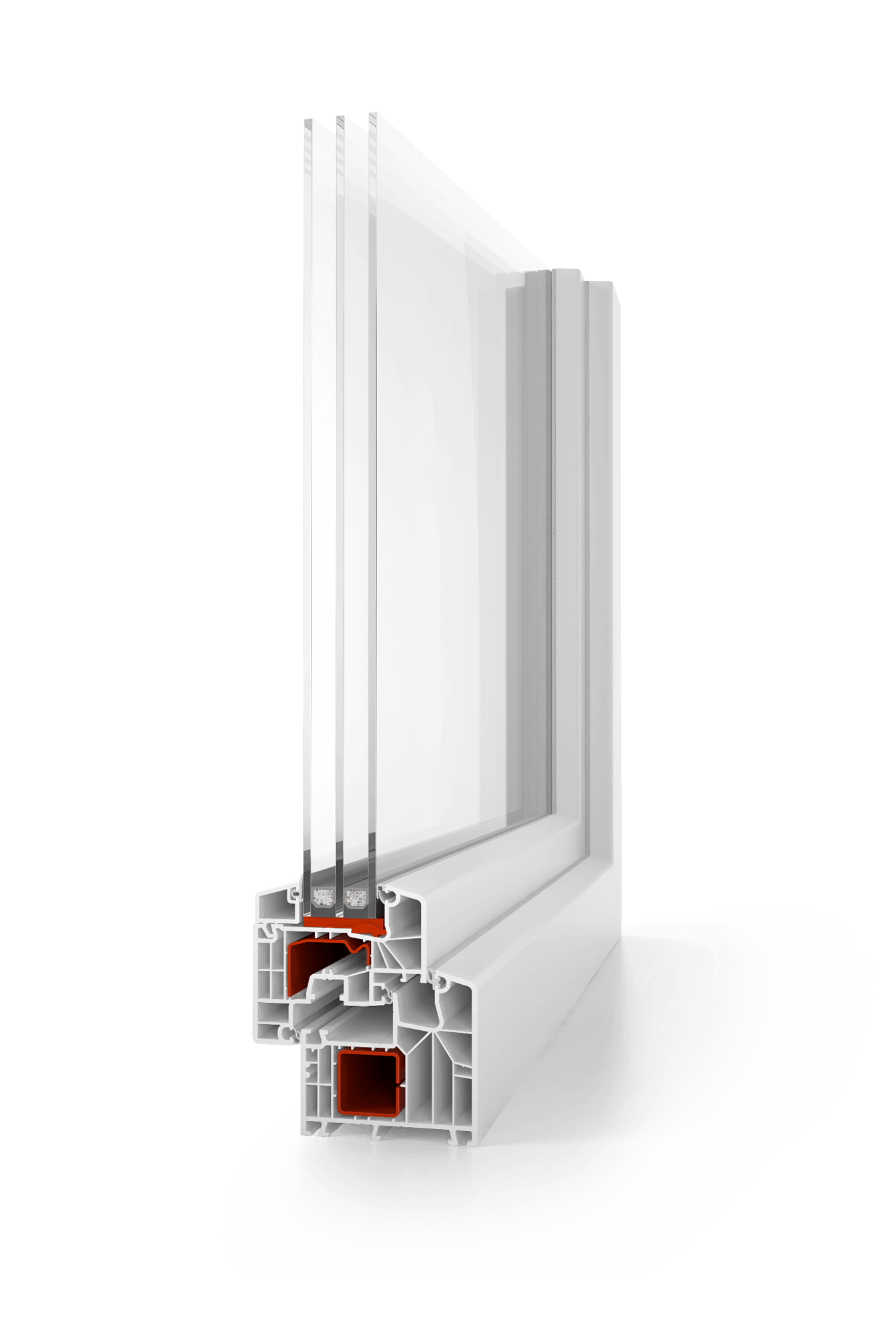 IDEAL 8000 - PVC Joinery Window Systems | aluplast