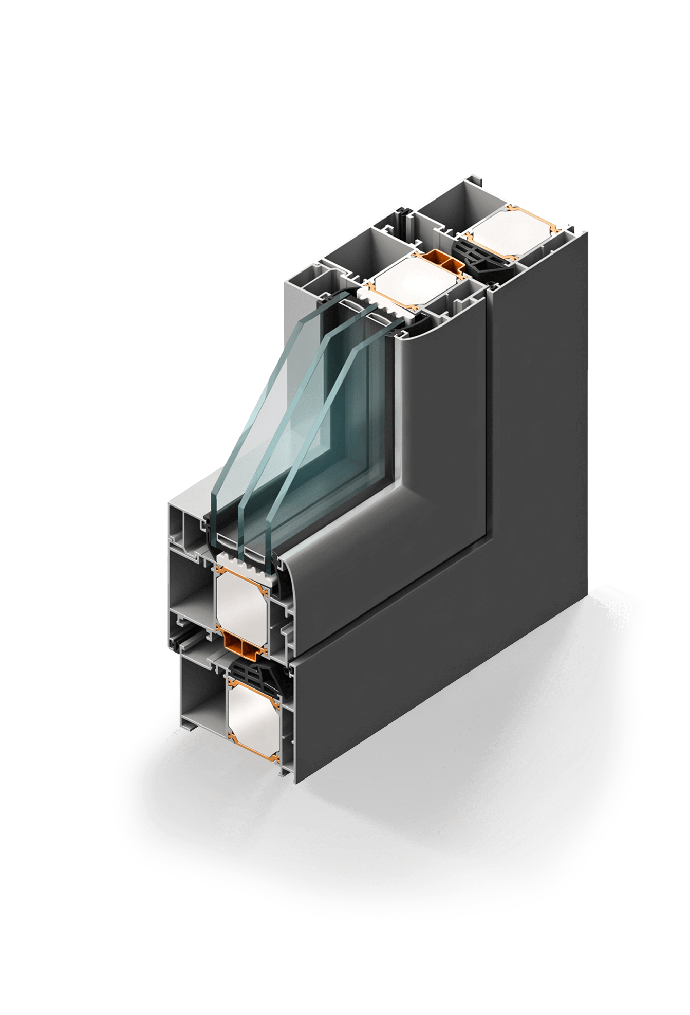 Termo 85 - ALU Joinery Window and Door Systems | FEAL